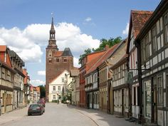 Tangermünde - Hansestadt (Elbe)