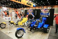 Cool Trikes !