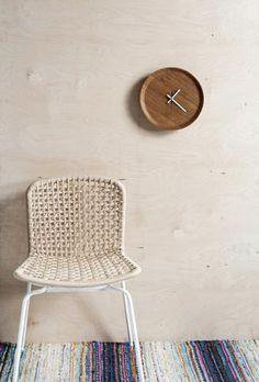 DIY: Wall Clock | Scandinavian Deko.