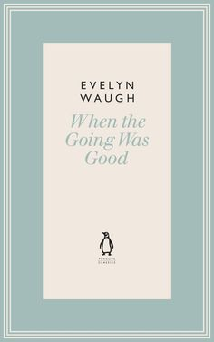 Enjoy the results of Evelyn Waugh's raucous travels.