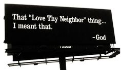 love thy neighbor-prayer for my son