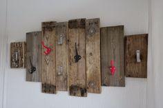 Restyle 4 Fun: Een kapstok van hout