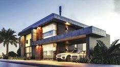 #contemporary #successful #arquitetura #architecture #casa #paisagem #luxuryhomes #luxo #design #maisons