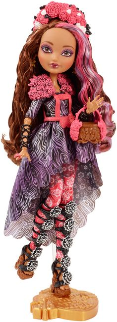 EVER AFTER HIGH™ Spring Fairest™ Cedar Wood™ Doll - Shop Ever After High Fashion Dolls, Playsets & Toys | Ever After High