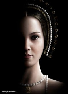 Anne-boleyn by maayantheauthor