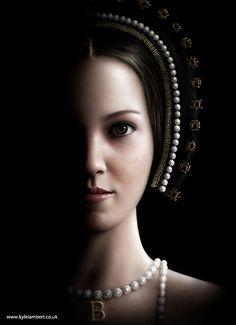 Anne-boleyn by maayantheauthor