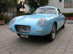 zagato cars for sale   Lancia Appia GTZ, 1959, Azzurra, Bellissima su eBay.it Lancia, Auto ...
