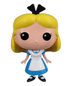 Take a look at this Alice Pop! Figurine by Disney on #zulily today!9