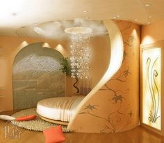 interior design room plan - House interiors, Kerala and House interior design on Pinterest