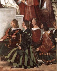 Messa di bolsena 04 - Messa di Bolsena - Il gruppo dei Sediari
