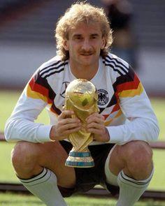 Rudi Völler - Weltmeister 1990