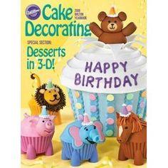 Cake Decorating 2009 Wilton Yearbook
