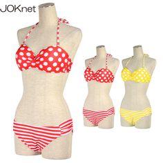 kawa | Rakuten Global Market: Dot & border 2way bandeau bikini ...
