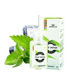 E-JUICE - MINT - Billigaste e juicen på maknaden. http://www.minecigg.se