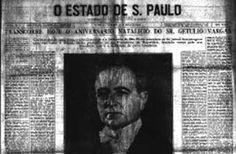 Estudo analisa intervenção de Vargas em jornal   FarolCom
