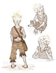 small junker boy