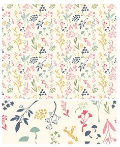 #design #pattern #floral