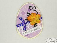 Kartka pisanka / Easter egg card