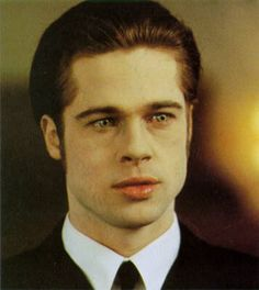 Brad Pitt as Louie in,' Interview With The Vampire'