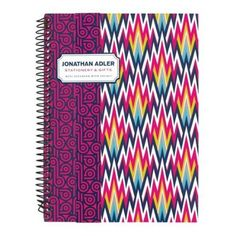 Jonathan Adler Mini Notebook - Dunbar Road