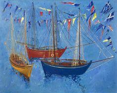 Βασιλείου Σπύρος-Marine celebration, 1958