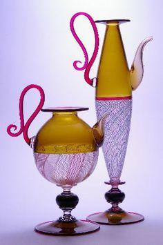 Kenji Ito art glass 2007