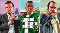 GTA 5 karakteres!!!!!!!:):)