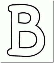 The Uppercase Letter B Alphabet Coloring Page Cool Alphabet Letters, Uppercase Alphabet, Bubble Letters, Big Letters, Alphabet For Kids, Painted Letters, Letters And Numbers, Alphabet Templates, Alphabet Worksheets