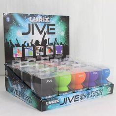 5 Color 20 Unit JIVE Spkr Disp
