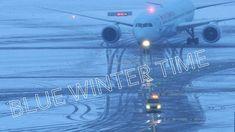 Blue Winter Time | Aviation Music Video | Dezember 2020 | Zurich Airport