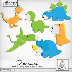 Dinosaurs By Jen Yurko