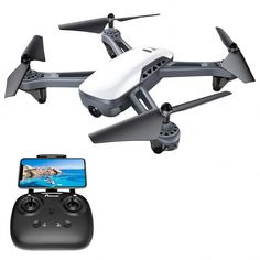 GPS Drones Potensic Quadcopter With Camera Live Video GPS Return Home Me for sale online Drone Technology, Technology World, Remote Control Toys, Radio Control, Nitro Boats, Rc Drone With Camera, Drone Quadcopter, Kit, Drone Photography