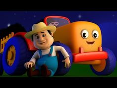 Old MacDonald Had A Farm   Nursery Rhymes With Farmees   Baby Songs   Kids Rhymes - YouTube