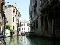 Nicholas's Venice - Gondola ride - Rio di Santa Maria Formosa