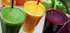 Jugos de desintoxicación: 7 recetas para desincharse - detox juices: 7 recipes to deflate - Sucos detox: 7 receitas para desinchar Healthy Juice Recipes, Healthy Juices, Healthy Smoothies, Healthy Drinks, Smoothie Recipes, Cleanse Recipes, Green Smoothies, Morning Smoothies, Smoothie Ingredients