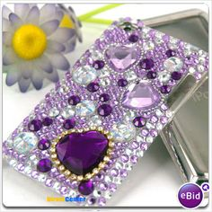 Purple phone case -- I think I need this  :)
