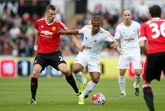 Swansea 2-1 Manchester United: