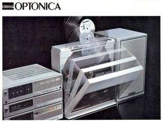 Klasická kolekce vinyl player - 1001 Hi-Fi Stereo muzeum
