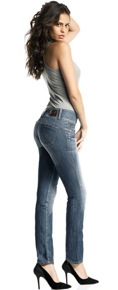 Jeans Fits | Find your perfect fitted jeans at Salsa online store