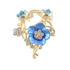 Rosallini Lady Dress Adornment Rhinestone Accent Light Blue Flower Pin Brooch Broach Rosallini,http://www.amazon.com/dp/B00DC3OYX6/ref=cm_sw_r_pi_dp_b2ujsb05BZTQSN86
