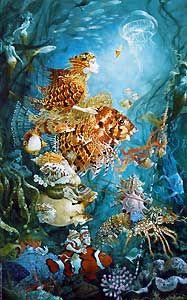 James Christensen - Fantasies of the Sea