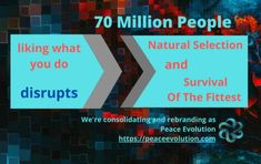 Natural Selection, People Like, Healthy Weight Loss, Evolution, Survival, Peace, Fitness, Nature, Keep Fit