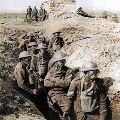 The soldiers are from the Battalion, Australian Division at Garter Point near Zonnebeke, Ypres sector, September 1917 — in Zonnebeke, Belgium. Ww1 History, Women In History, Colorized History, British History, Ancient History, American History, World War One, First World, Commonwealth