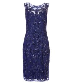 Buy My French Fantasy Dress in Navy from Alannah Hill at Westfield or buy online from the Alannah Hill website.