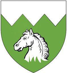 Braspart House Sigil, Mont Saint Michel, Ferrari Logo, Arms, Symbols, Logos, Banners, France, School