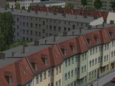 #Altbauten mit renovierten #Fassaden. Ab #EEP8