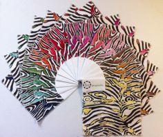 Spring 2014: Zebra Stripe Color Line