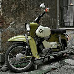 #ddr #sperber #moped
