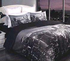 How To: New York City Themed Bedroom | eBay