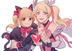 D.va and Mercy